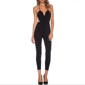JHENE AIKO X LOVERS AND FRIENDS Black Jumpsuit